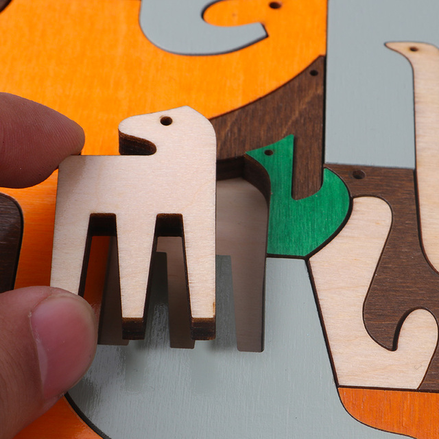 Candywood-New-Arrival-Children-Wooden-Toys-Big-50-30-CM-Noah-s-Ark-Puzzles-ART-IN