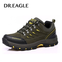DR.EAGLE outdoor man hiking shoes autumn winter warm sneakers waterproof hiking boots sport trekking mountain Climbing Shoes