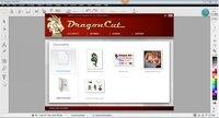 2020 saga software cutting plotter Dragoncut software basic versions