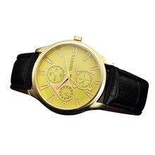Men's Luxury Brand Watches Quartz