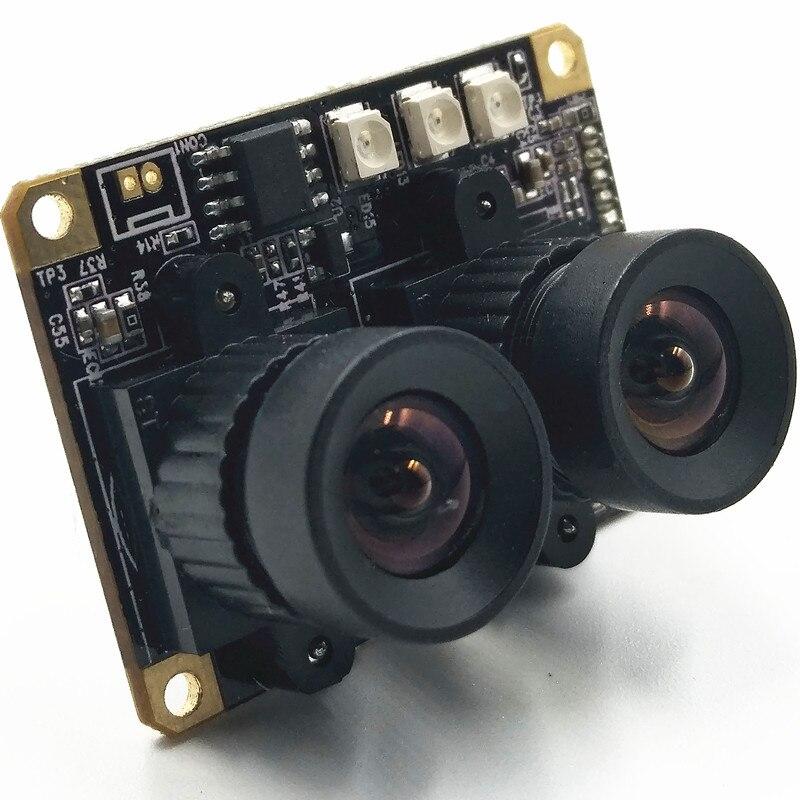 3D Visual Binocular Camera Module Wide Dynamic Face Recognition USB Camera Module UVC Near Infrared Backlight HXY20003D Visual Binocular Camera Module Wide Dynamic Face Recognition USB Camera Module UVC Near Infrared Backlight HXY2000