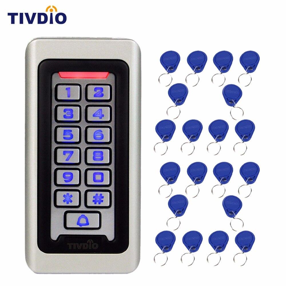Кодовый замок (кодовая панель) с <b>RFID</b>