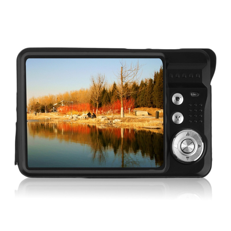 Mini 2 7 TFT LCD Digital Camera 18MP HD 720P 8x Zoom Camcorder Anti Shake Micro