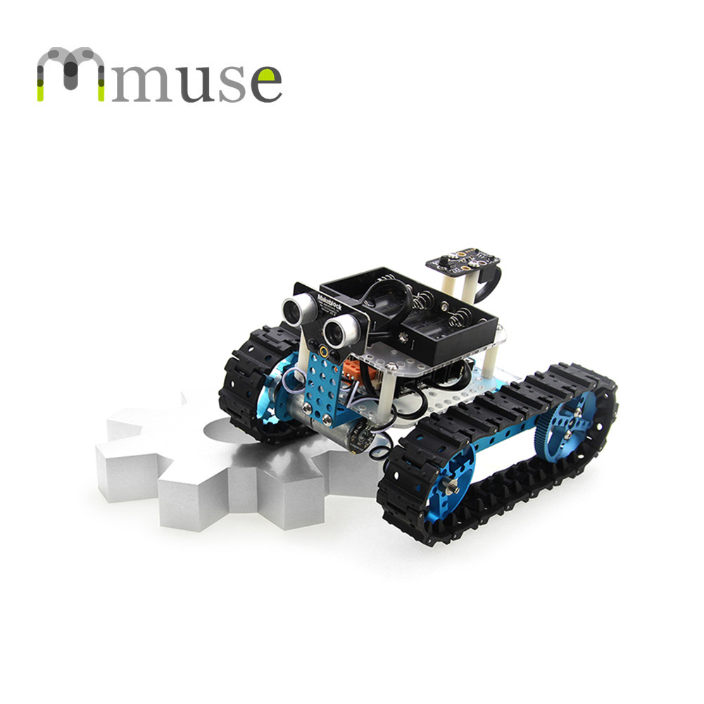 2018 New Infrared Makeblock Starter Robot Kit робоконструктор ultimate robot kit makeblock