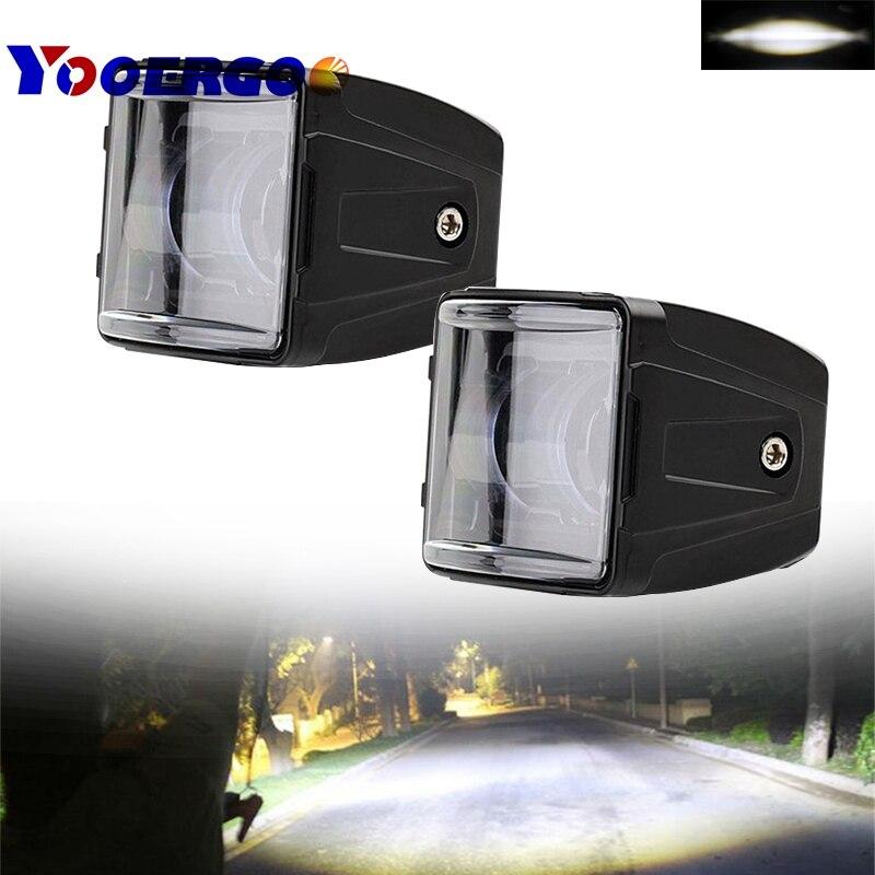 Lampes de lumière de travail de LED de puissance élevée de 30 W pour le bateau de tracteur de camion de SUV 4x4 imperméable
