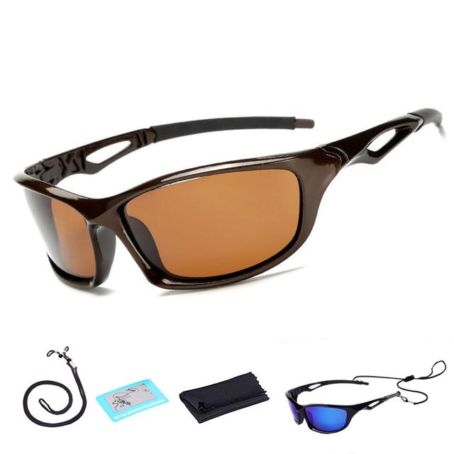 e2b62586bd0 New Polarized Fishing Sunglasses Men Women Fishing Goggles Fisherman  Camping Hiking Driving Eyewear Sport Cycling Sun Glasses