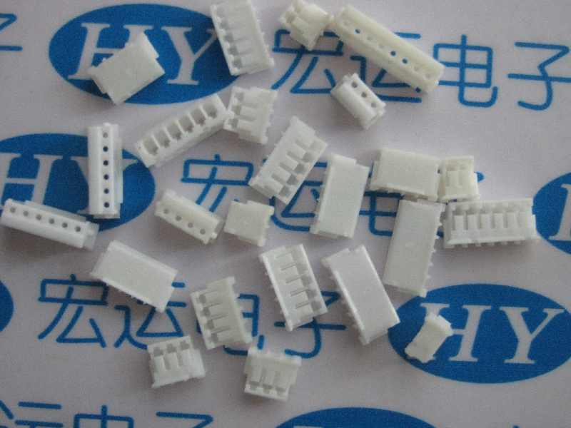 50pcs JST ZH 1.5mm 2P/3P/4P/5P/6P/7P/8P/9P/10P Housing Case ZH-1.5mm Connector 29um68 p