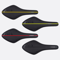 2017 Hot Sale Bicycle Saddle High Quality Cr Mo Steel Rail Microfiber Leather Ultralight Bike Seat