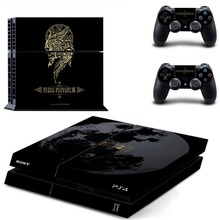 Final Fantasy XV PS4 Skin Sticker Decal Vinyl for Playstation 4 Console and 2 Controllers PS4 Skin Sticker