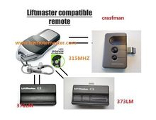 Para liftmaster 371lm 372lm 373lm controle remoto 315mhz qualidade superior