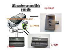 Novo top PARA LiftMaster 371LM 372LM 373LM 315 mhz controle Remoto qualidade superior