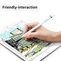 WIWU планшет сенсорный карандаш для iPad Pro 9 7 10 5 12 9 дюймовая Высокая точность стилус для Apple карандаш перезаряжаемая ручка для iPad