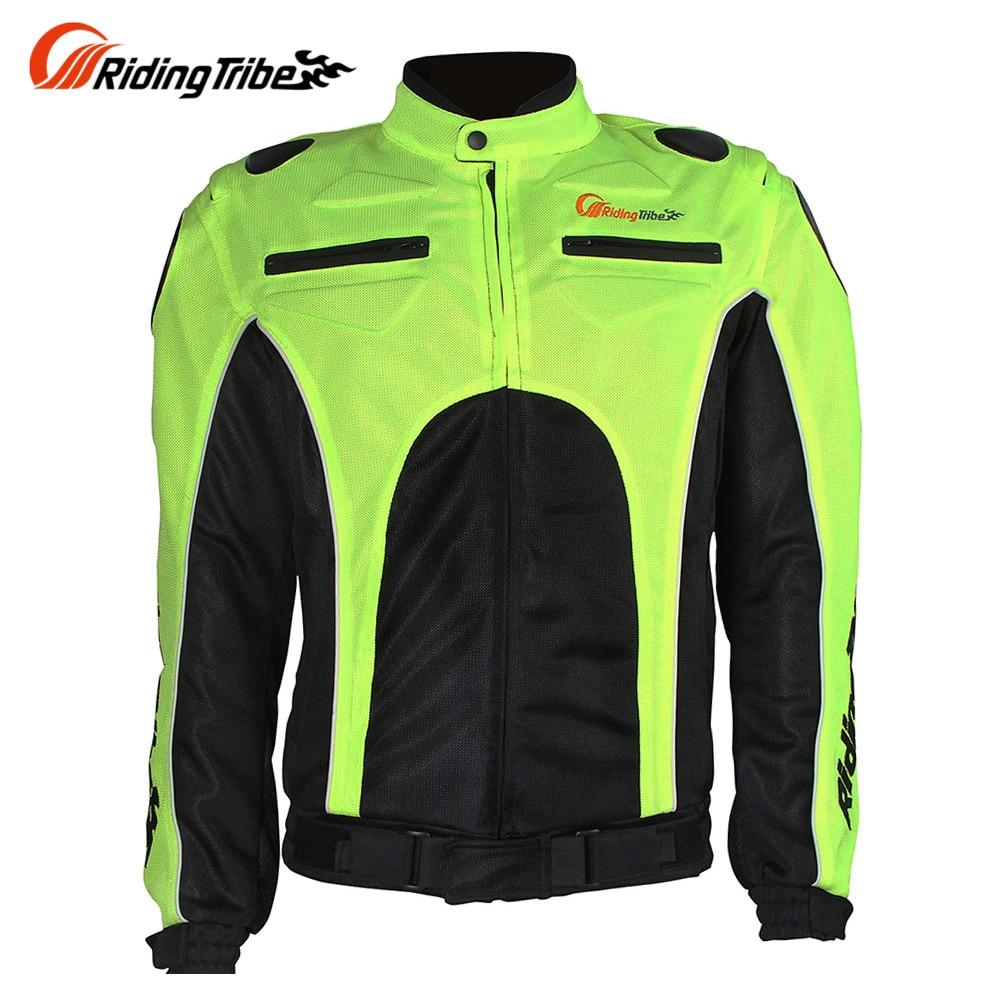 Riding Tribe Moto Jacket Mens Mesh Motorcycle Jacket Summer Men Motorcycle Motocross Jacket Clothing Green цены онлайн