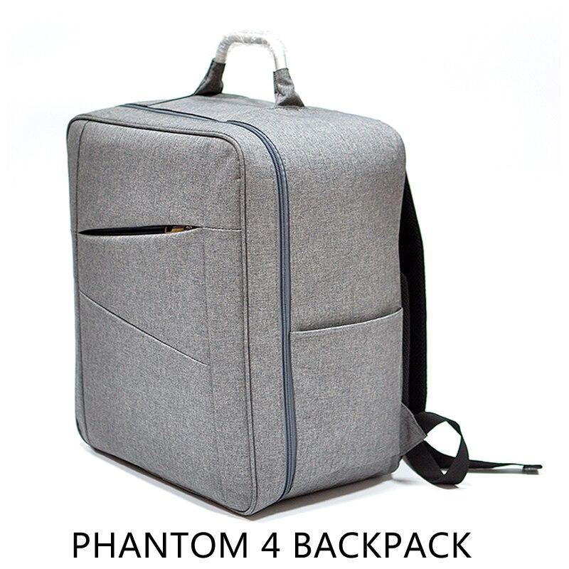 цена на NEW Hot Phantom 4 Backpack Waterproof Carrying Case Shoulder Bag Outdoor Bag for DJI Phantom 4 /PRO /PRO+