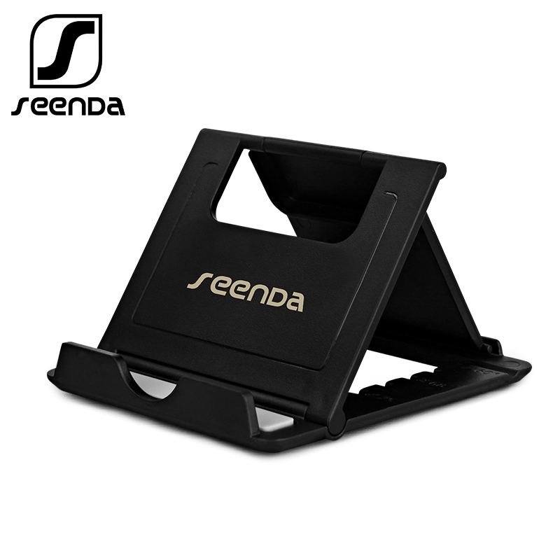 SeenDa Phone Holder Stand For IPhone 8 X 7 6 Foldable Mobile Phone Stand For Samsung Galaxy S9 S8 Tablet Stand Desk Phone Holder