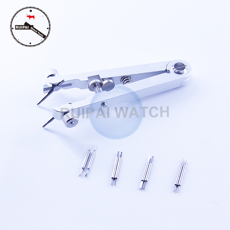 6825 Spring bar Piler Standard Spring Bar Removing Tool Watches Spring bar Bracelet Pliers for Rolex Watchband Spring bar tool