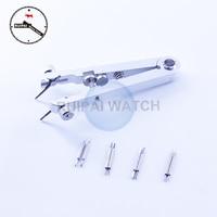 6825 Spring bar Piler Standard Spring Bar Removing Tool Watches Spring bar Bracelet Pliers for Rolex Watchband Spring bar tool