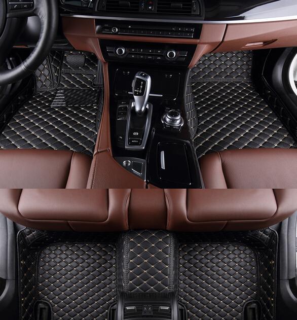 AA Custom Special Floor Mats for Land Rover Discovery 3/4 Sport Range Rover Sport Evoque Carpet Carmats