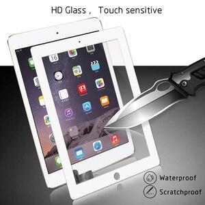 Image 4 - AAAAA para iPad Mini 1 2 A1432 A1454 A1455 A1489 A1490 A149 digitalizador de pantalla táctil Sensor + IC Chip conector flexible + botón de llave