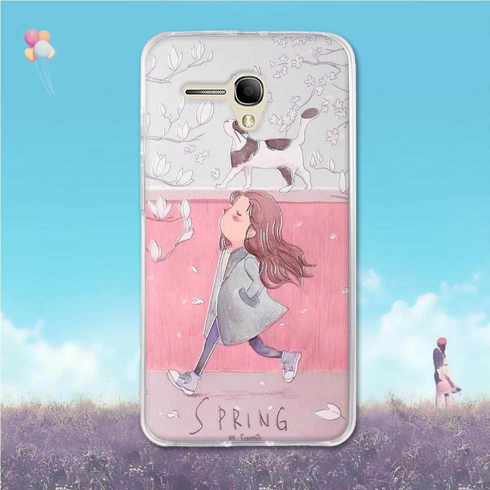 Cover For Alcatel Touch POP 3 5.5'' Case Soft TPU Fundas For Alcatel POP3 5.5'' 5025X 5025N 5025E 5025G 5025D Phone Cases Shell
