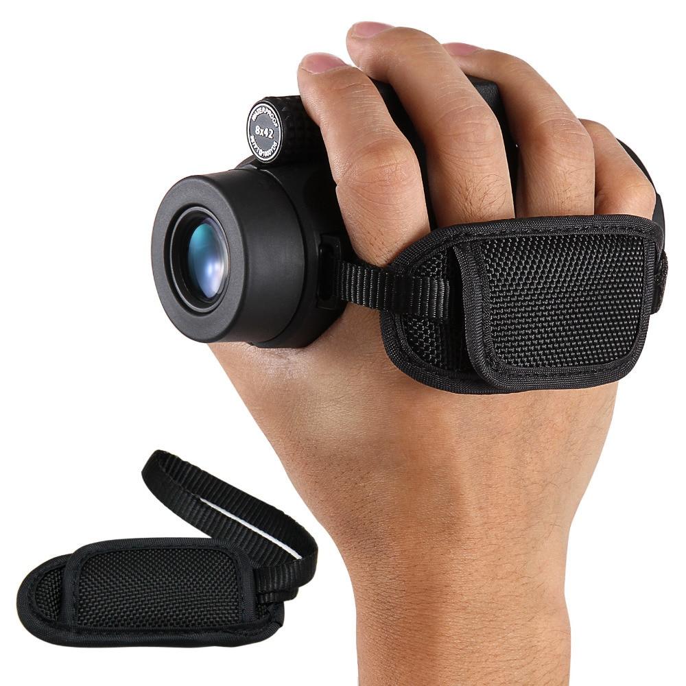 Image 3 - 8/10x42 Asika Waterproof Monocular With Bak4 Prism Optics 22.6mm Large Eyepiece Telescope Camping Hunting Travel Spotting Scope-in Monocular/Binoculars from Sports & Entertainment