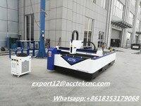 ACCTEK 300w 550w 1000W 2000W 3000W 4000W IPG Raycus CNC AK1325F Metal Fiber laser cutter