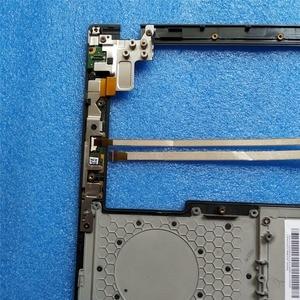 Image 4 - Neue Original für Lenovo ThinkPad X250 X250i X240 Palmrest Abdeckung Ober Fall + 3 Drei Tasten Touchpad + Fingerprint + cable00HT390 01YU100