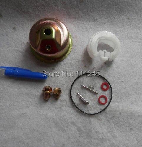 Carburetor Repair Kit For Honda Gx Gx Gx Chamber Float Pin Screw Washer Needle Valve