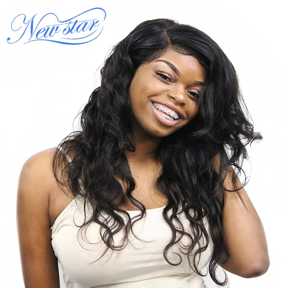 ФОТО New Star Virgin Hair Weaving 1 Piece Peruvian Body Wave 100% Unprocessed Human Hair Weft Bundles 10