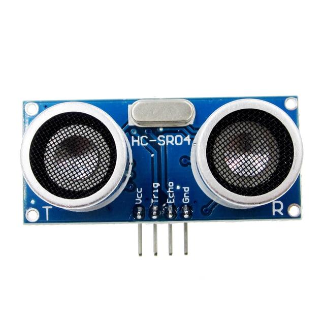 50 pcs Module à ultrasons HC-SR04 capteur de mesure de Distance capteur SR04 nouveau
