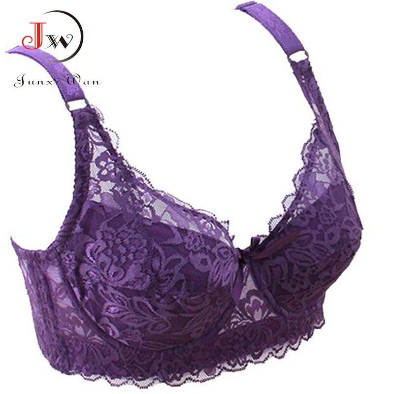 Summer Push Up Bra Breathable Lace Bras Sexy Underwear For Women Bralette Lingerie Intimates Ropa Interior Femenina
