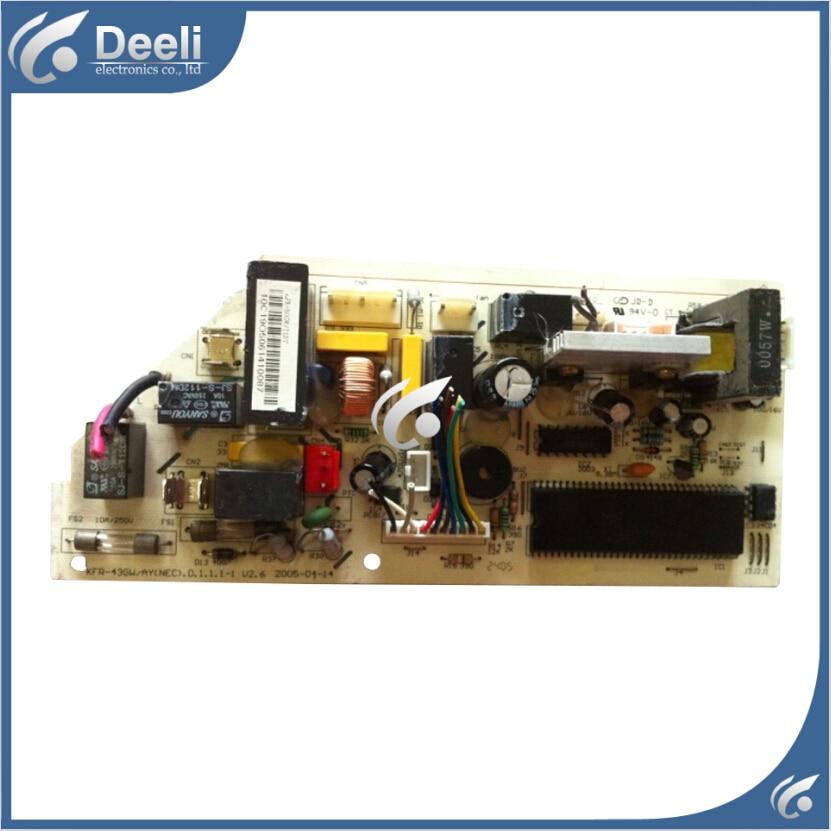 95% new used Original for air conditioning board KFR-50GW/I1DY KFR-43GW/AY (NEC).D.1.1 circuit board nec um330w