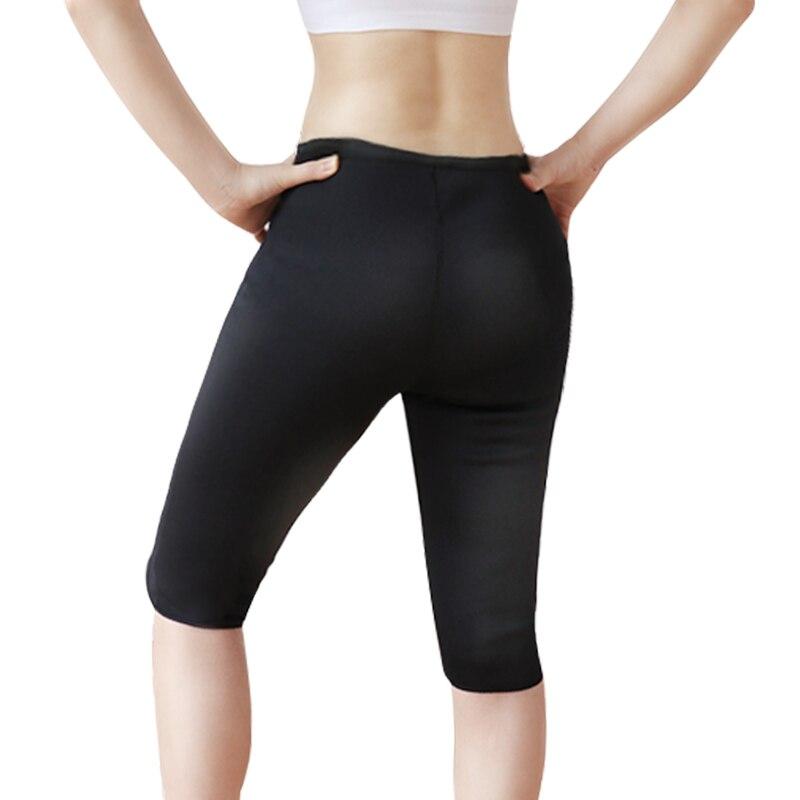 Frauen Abnehmen Hosen Heißer Thermo Neopren Schweiß Former Pants & Weste & Sleeve Super Stretch control DropShipping