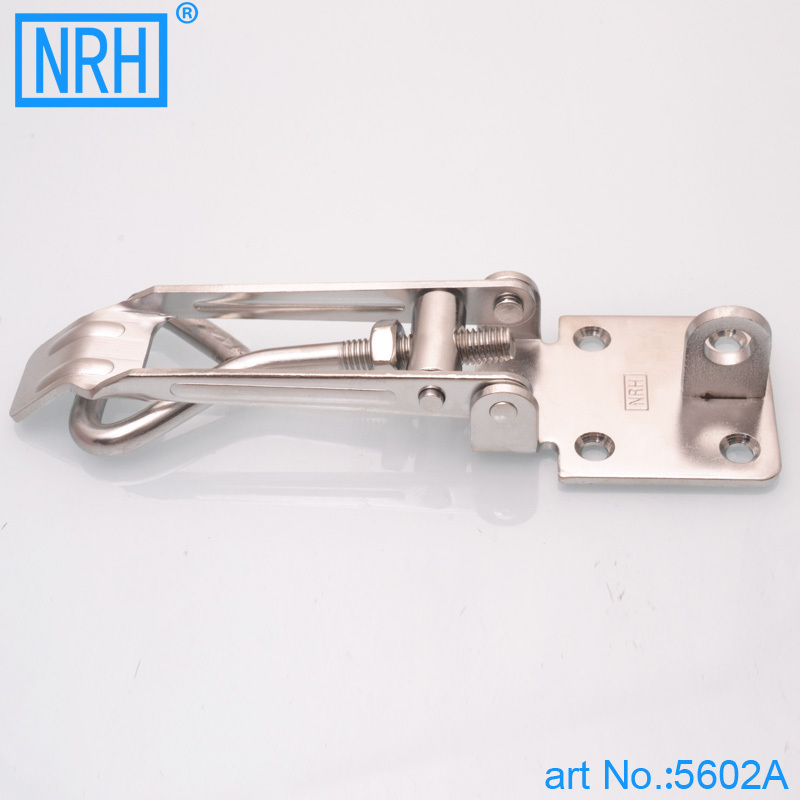 NRH 5602A SUS 304 stainless steel latch clamp Factory direct sales Wholesale price high quality U Hook adjustable toggle ClampNRH 5602A SUS 304 stainless steel latch clamp Factory direct sales Wholesale price high quality U Hook adjustable toggle Clamp