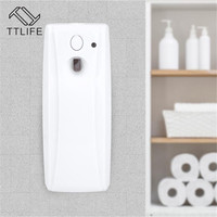 Ttlife 자동 에어로졸 디스펜서 향료 기계 일상 생활 소형 가전 공기 청정기 벽걸이 형 공기 청정기 홈