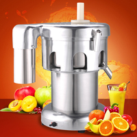 Free shipping A2000 Hot commercial juicer,commercial juice extractor,aluminum body and stainless steel blades bowl