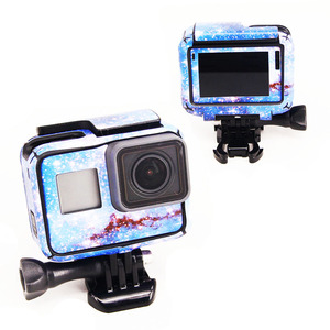 Image 3 - New Product For Gopro Hero 5 Hero 6 Hero 7 stickers For Go Pro 5/6 Sport Camera Hero5 Hero6/7 Protector Case Skin