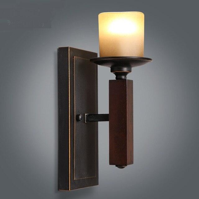 Slaapkamer Wandlamp. Top Retro Industriele Wandlamp Beton Grijs V ...