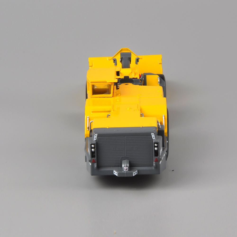 underground loader diecast loja caminhao pushdozer modelo 05