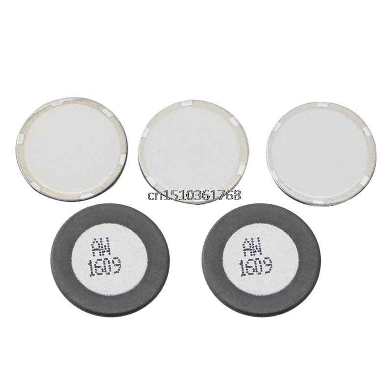 5pcs 16/20mm Fogger Ultrasonic Ceramic Disc Sheet Atomizer Humidifier Accessories #C05#