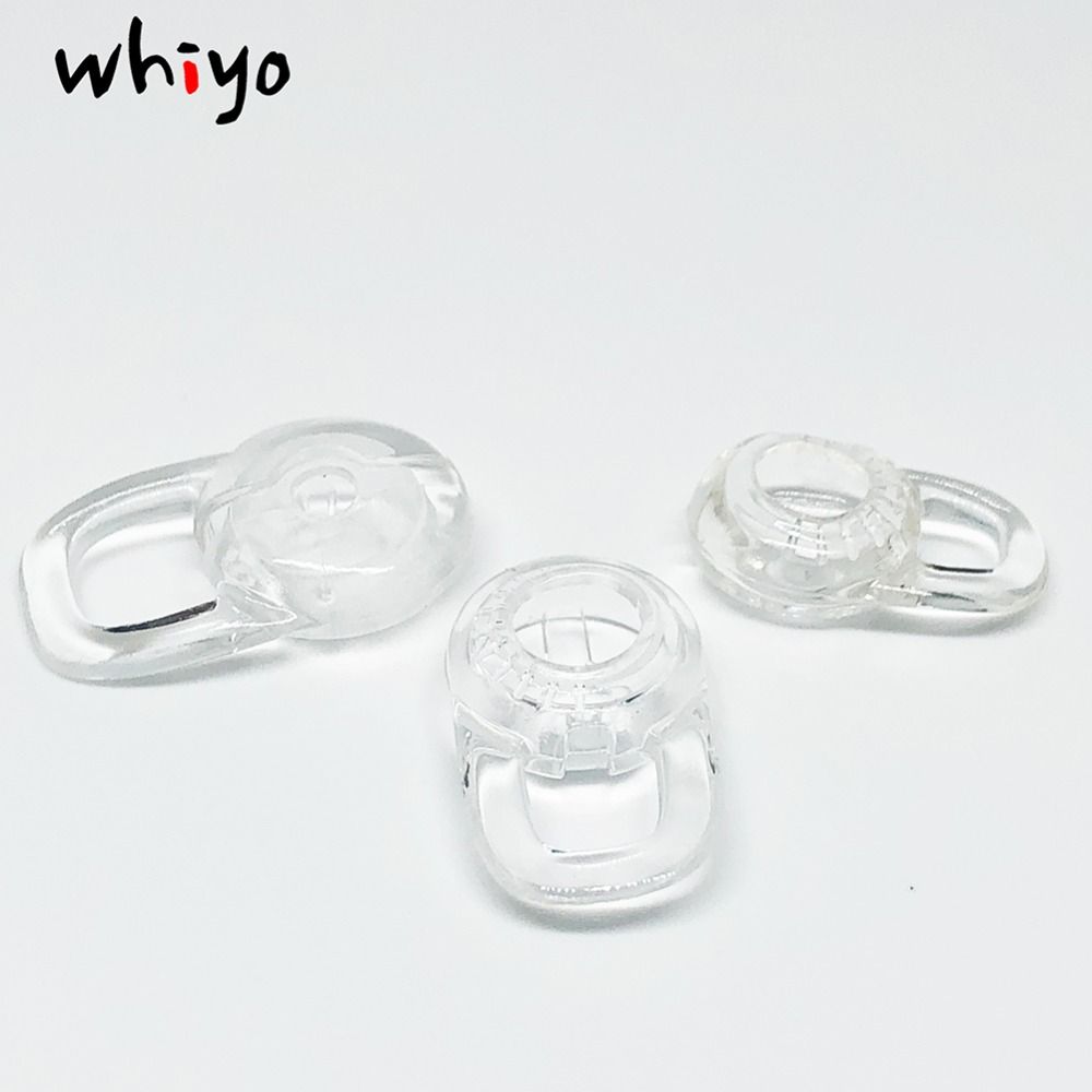 1 set of Silicone Replacement Earbuds Eartips Ear Tips Bud
