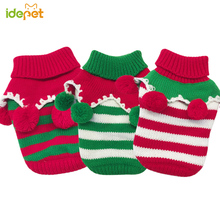 Knitted Pet-Coat Dogs-Costume Small-Dog-Sweater Christmas Winter for Cat-Clothing Apparel
