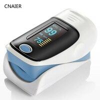 CNAIER Portable Digital Fingertip Oximeter Pulse OLED Display Pulsioximetro SPO2 PR Oximetro De Dedo Diagnostic Tool