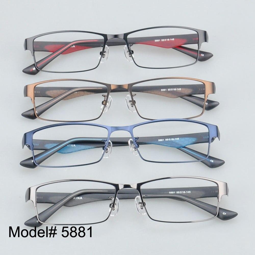 MEINE DOLI 5881 Hohe qualität myopie gläser metall ...