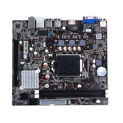 Nowy P8H61-M LX3 PLUS R2.0 płyta główna pulpitu H61 gniazdo LGA 1155 I3 I5 I7 DDR3 16G uATX uefi bios płyty głównej płyta główna