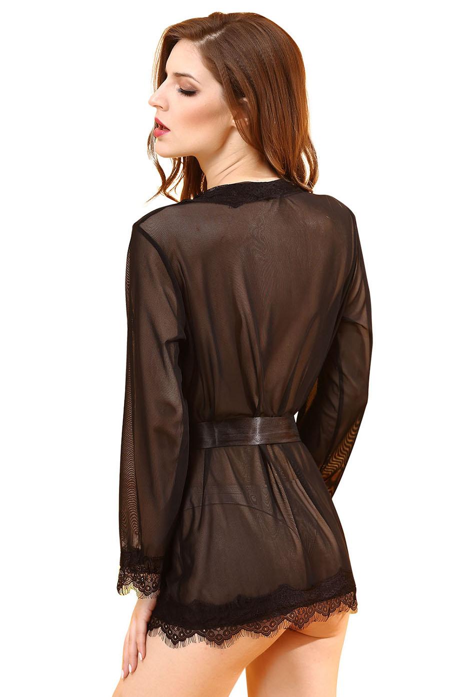 530202450c SusanDick 2018 Women Sleepwear Silk Robe   Gown Set Luxury China Satin Robe  Nightwear Lady Spring Autumn Sexy Bothrobe PyjamasUSD 19.50 set