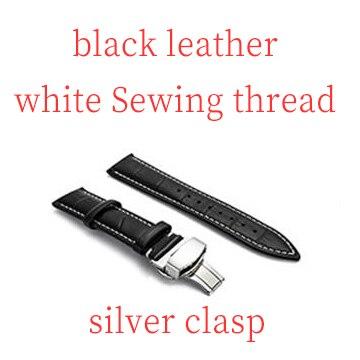 black silver white