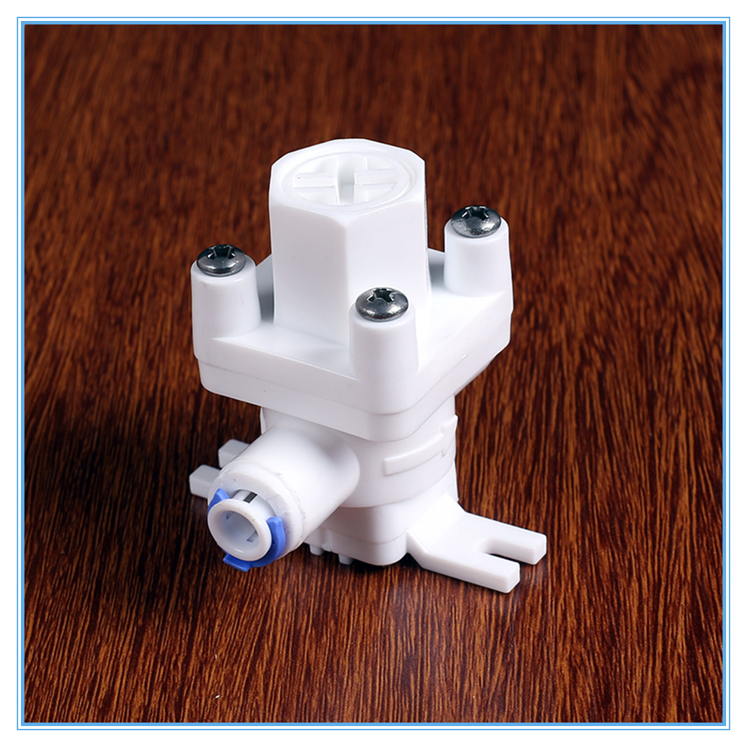 1/4'' OD Tube Pressure Reducing Valve Stabilizing Regulator Switch RO Water Filter System Purifier Parts