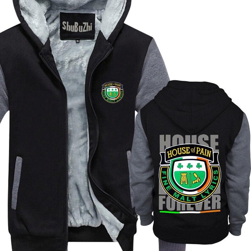 HOUSE OF PAIN fine malt lyrics BLANC Homme T shirt everlast Jump Around Hip Hop