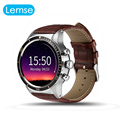 Lemse Y3 Android 5.1 Bluetooth Smart Watch MTK6580 Phone 512MB/ 4GB Heart Rate Monitoring WIFI GPS WristWatch Smartwatch